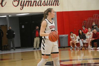 Lady Raiders blow out visiting Columbia