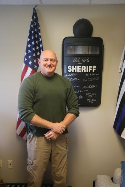 Sergeant Daniel Ray wins second straight Finest award