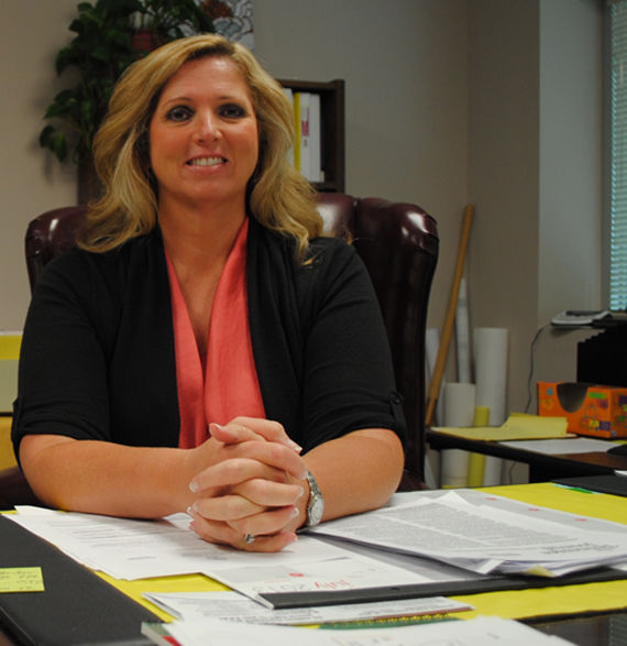 LaDonna McFall reflects on first year as director of Coffee County Schools