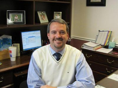 Coffee Chat with City Schools Director Dr. Joey Vaughn