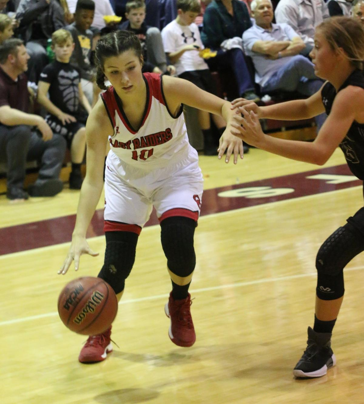 MIDDLE SCHOOL BASKETBALL: West Tullahoma sweep Red Raider hoops teams in Manchester