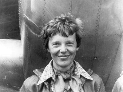 Minnesota man's quest? Find Amelia Earhart