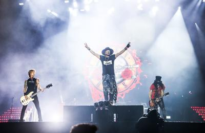 Rock royalty Def Leppard, Guns N' Roses and Lynyrd Skynyrd headlines hard rocking Exit 111 festival