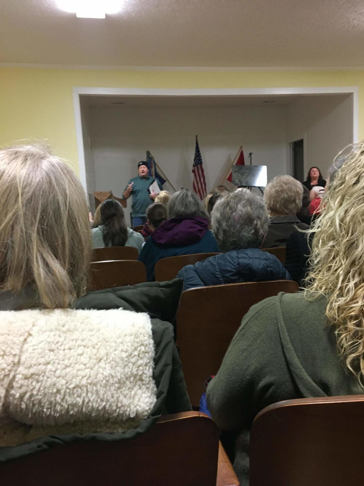 Residents oppose proposed quarry in Coffee County