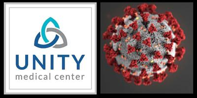 Unity has tested 33 patients for COVID-19