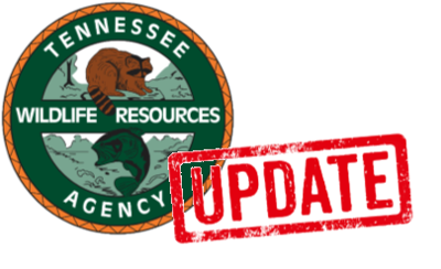 Public lands controlled by the TWRA remain open