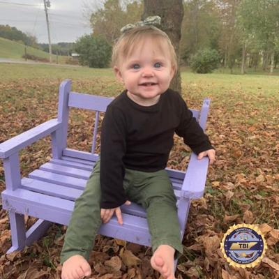 AMBER ALERT: TBI needs your help to locate 15-month-old Evelyn Mae Boswell