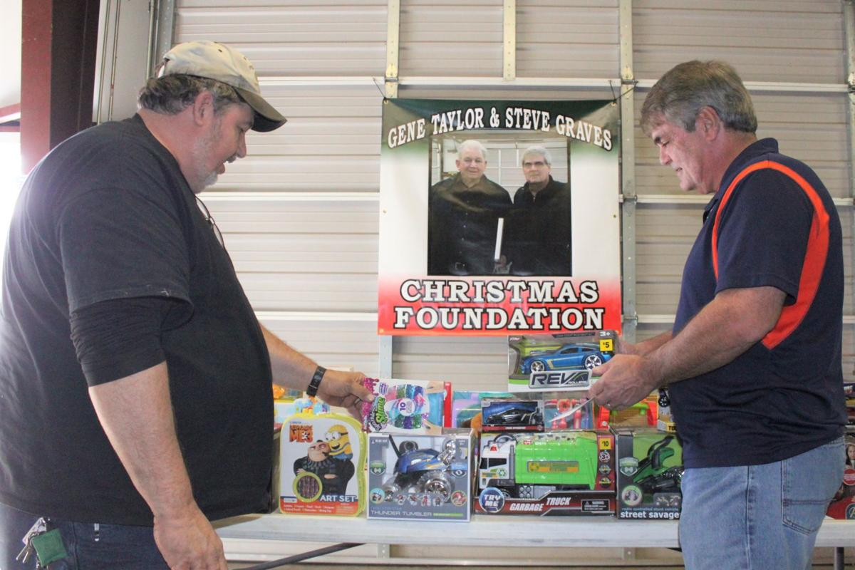 Taylor/Graves Toy and Food Drive set for Dec. 6