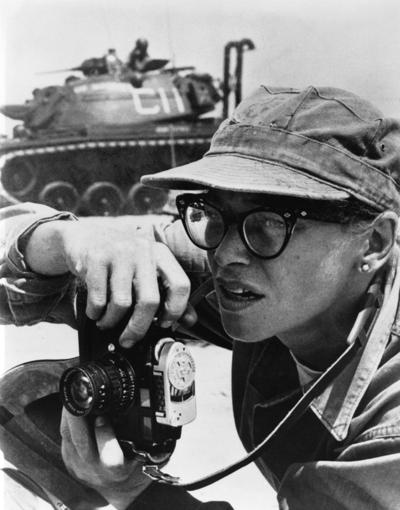 Photographer who died in Vietnam named honorary Marine