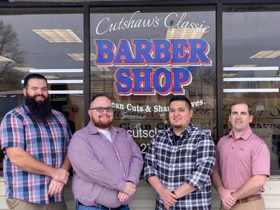 Cutshaw's Classic Barber shop adjusts to the pandemic