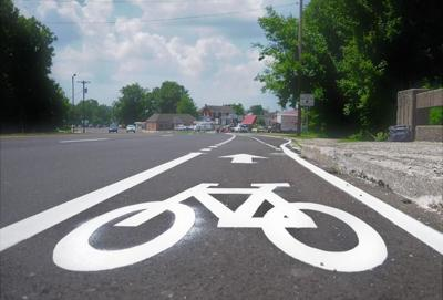 City works to provide more sidewalks and bicycle lanes