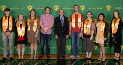 Motlow 2019 Students honored
