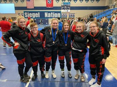 Red Raiders represent Coffee County at multiple tournaments