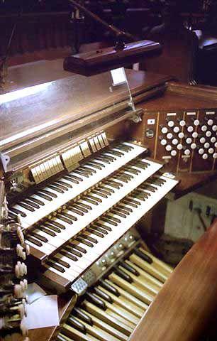 All Saints pipe organ