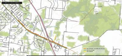 City to discuss Nov. 3 installing sidewalks, bicycle lanes
