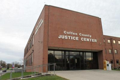 Justice Center closed due to COVID-19
