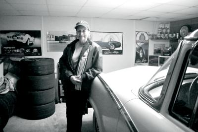 Angie with Fairlane