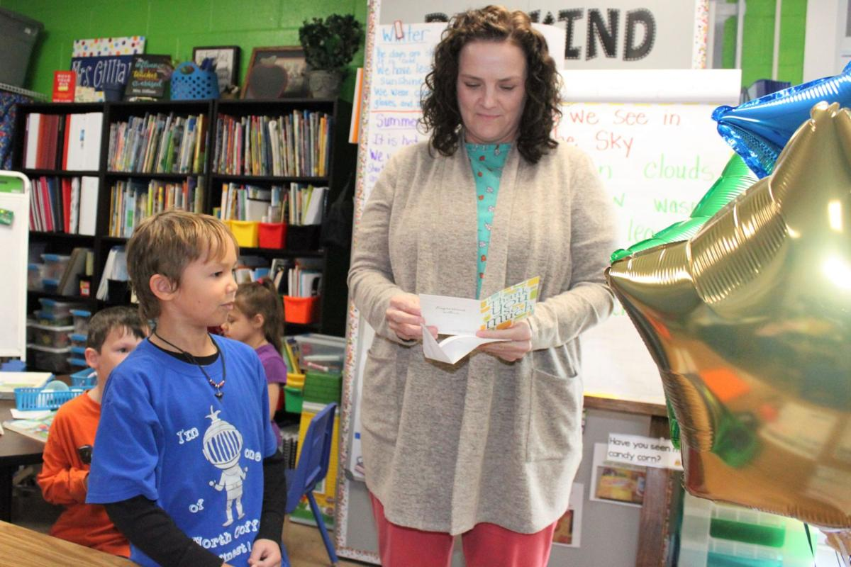 Students learn sign language to communicate with classmate