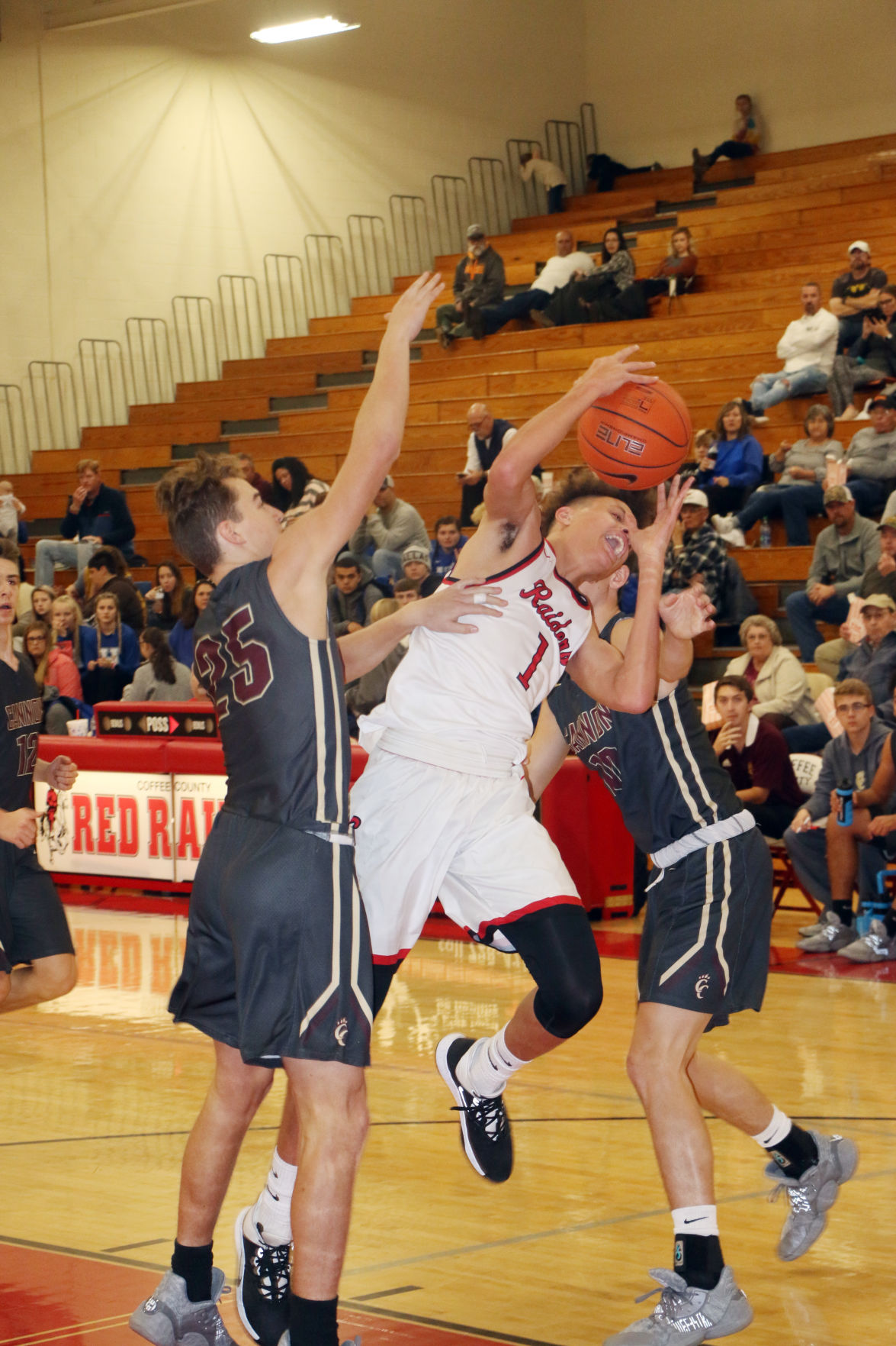Coffee County out to perfect start
