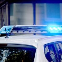 Man stabbed in eye during altercation
