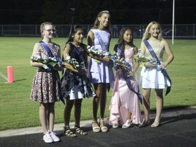 Westwood homecoming court