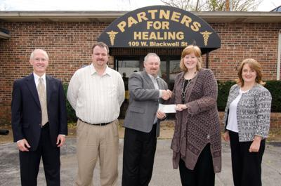 Partners for Healing expands eligibility  for its services