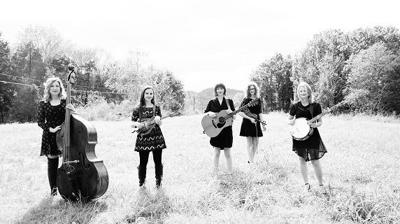 Buller to perform  at Country Music Hall of Fame with First Ladies of Bluegrass