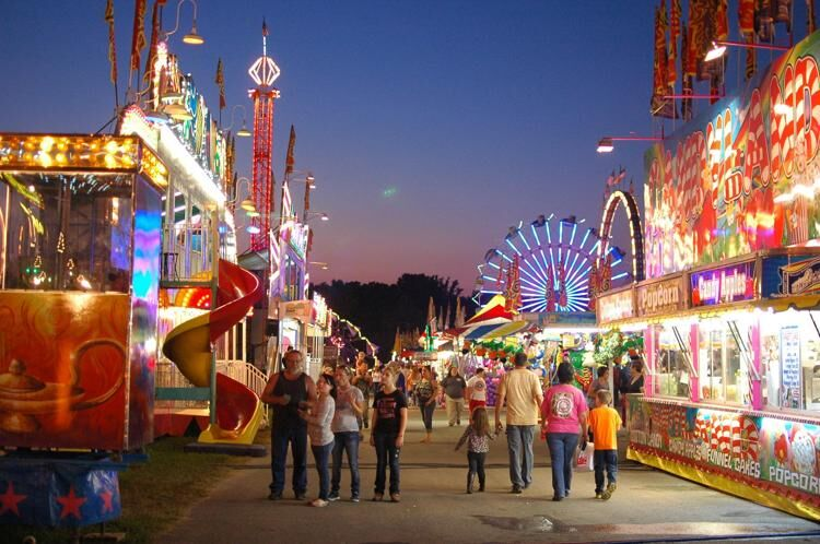 Fair welcomes visitors Sept. 21-26