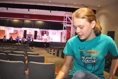 Student Spotlight: Brooke Sanders makes a home in theater