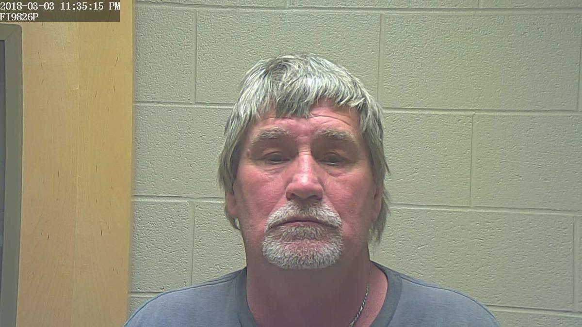 Manchester man arrested for aggravated burglary, illegal possession of a weapon