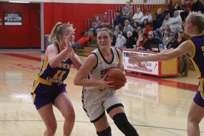 CHS Lady Raiders hold off Lawrence County