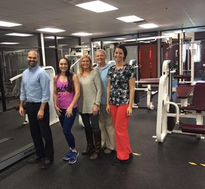 Company aims for healthier workforce
