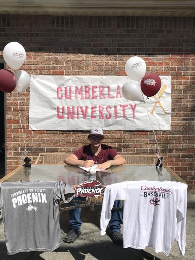 Coffee County's Zack Milan signs with Cumberland University
