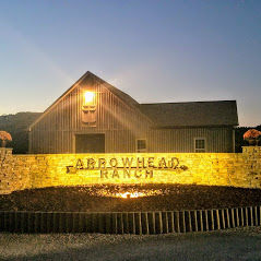 Arrowhead Ranch main sign