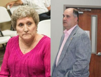 911 Director Argraves files complaint against Sheriff Partin