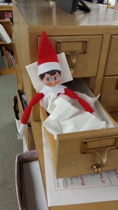 Beloved elf tradition to hit milestone: Elf on the Shelf still full of fun after 12 years of Christmas shenanigans