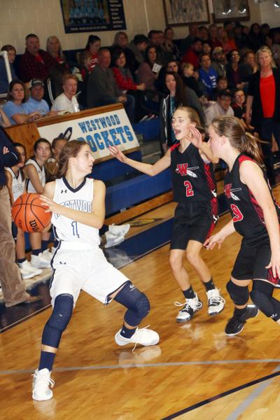 Rockets rule the roost in district play