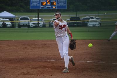 Star pitcher Keri Munn makes all state