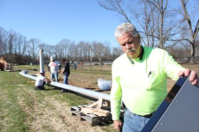LED lights to brighten up Manchester Soccer Complex