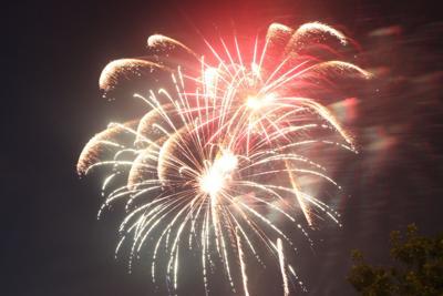 Fireworks, 2017