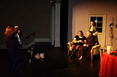"""""""Arsenic and Old Lace"""" opens Friday at the Manchester Arts Center"""