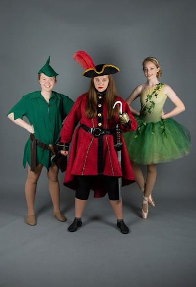 DRD explores Peter Pan through dance for upcoming show