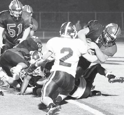 SEPT. 12, 2007: Raider football upsets 10th ranked Cookeville