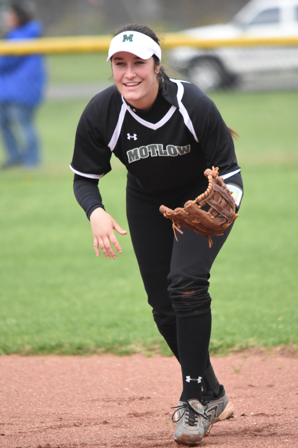 COLLEGE CHECK UP: Haley Hinshaw more relaxed in college setting