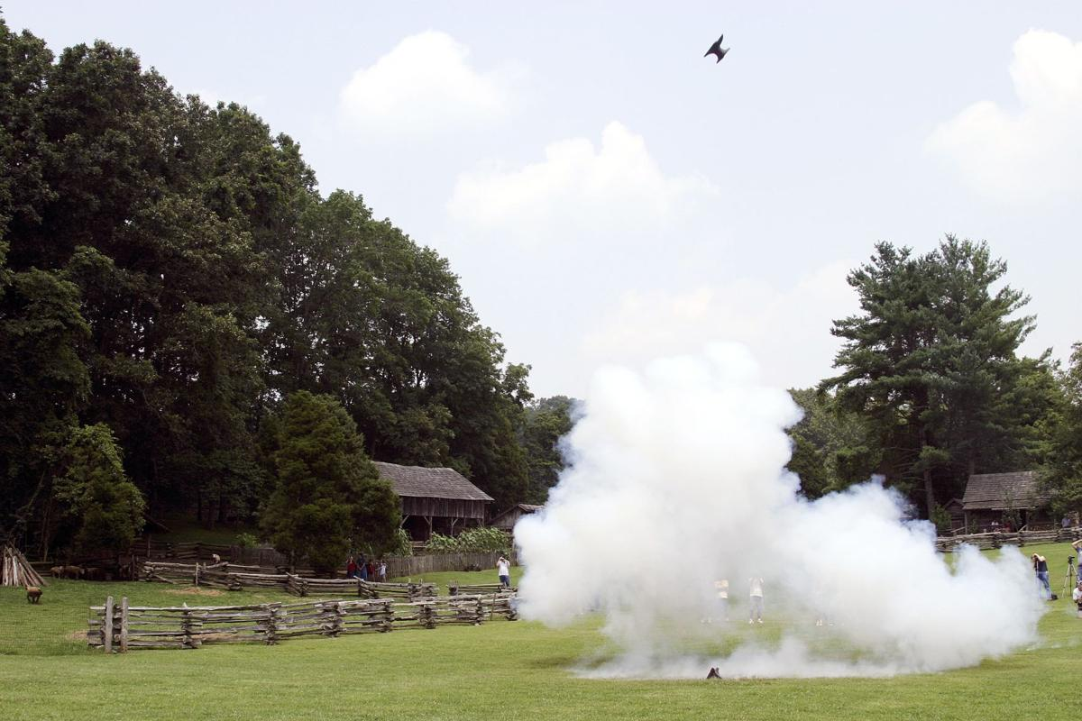 East Tenn. festival to hold anvil shoot