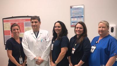 Unity Medical Center staff
