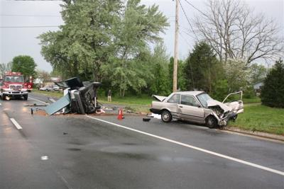 Saturday crash kills two | Local News | manchestertimes com