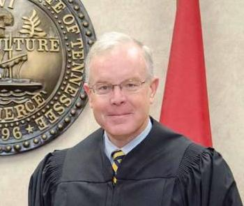 County Commission to appoint Judge Brock's successor