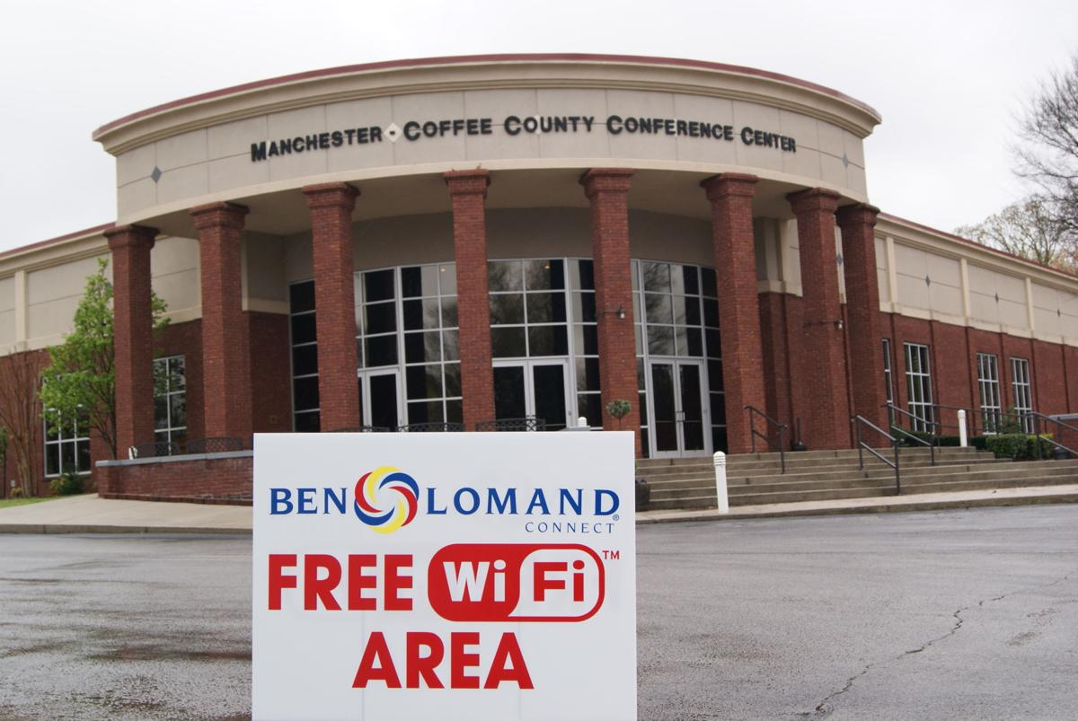 Conference center to serve as WiFi hotspot