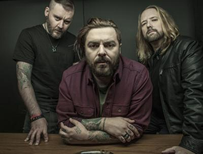 Seether frontman Shaun Morgan raises suicide prevention awareness; Seether to headline at Exit 111 Friday